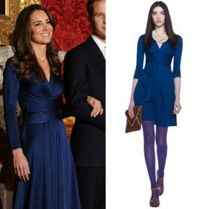 Banana Republic Issa London Kate Middleton Dress